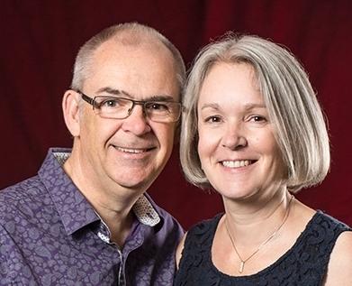 Martin & Sue Pearson